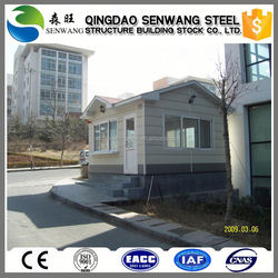 Prefab House Building Construction Container House