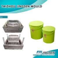 Hot sale transport styrofoam camping fishing cooler box mold,plastic injection mould