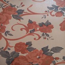 hot sale flower printed decorative paper