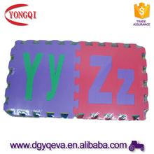 26pcs Alphabet Eva Eco-Friendly Durable Children Play Puzzle Mat