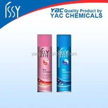 Professional dry hair shampoo and conditioners