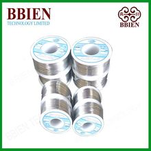 60%tin and 40%lead welding wire best no-clean type Sn60Pb40 solder wire for headphone welding