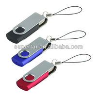 Hot Selling Swivel Usb Flash Drive 4gb For Promotion