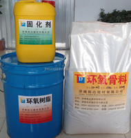 "Brand ""Tuoda""epoxy resin glue mastic for marble high performance repair material with factory direct price"