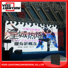 outdoor advertising led sign smd full color water proof pixel 6/10mm