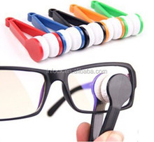Good design microfiber glasses cleaner / eye glasses cleaner