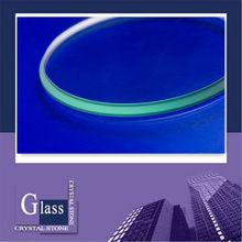 LED cover glass flat
