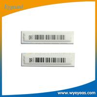 eas anti-theft AM security soft eas label dr Label for supermarket