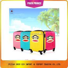 Children design trolley luggage