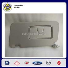china supplier car sun visor covers for suzuki swift 84801-63J00 84802-63J00