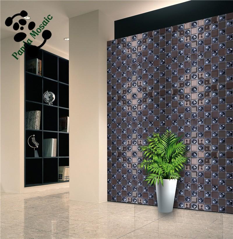 Mb smp18 d coratifs dosseret tile design moderne en verre - Mosaique moderne design ...