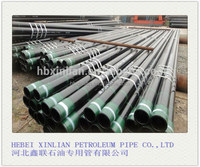 API5CT SEAMLESS STEEL CASING AND TUBING PIPE