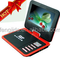 mini cheap home dvd player with USB support SD card/FM