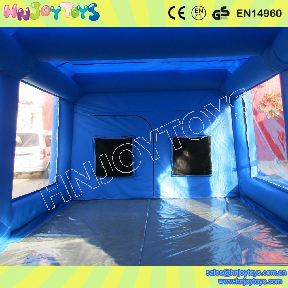 pas cher gonflable voiture cabine de peinture portable cabines de peinture pour vente mobile. Black Bedroom Furniture Sets. Home Design Ideas