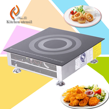 201 304 stainless steel restaurant hotel electric kitchen Commercial induction Wok cooker stove