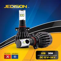 High Power Low Beam 6000K 30W h8 h11 h16 head led light bulb