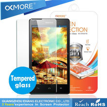Made in china anti shock tempered glass for i4 touch screen protector