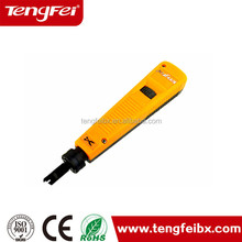 Competitive !!! Punch Down Tool - with 110 and 66 Combi-Blade, cuts both ends/cutting tool made in china