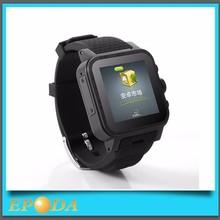 Factory Unlocked Dual Core GPS Wireless Bluetooth Android Smart Watch, 3g Smart Watch, Android Smart Watch Phone