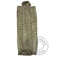 Military Polyester/cotton Army Sleeping Bag for Alpine Climbing, Backcountry Skiing, Outdoor and Military Use