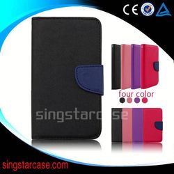 super quality most popular leather case for samsung galaxy 9300