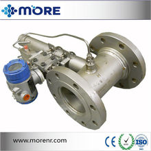 Professional v-cone digital air flow meter with high quality