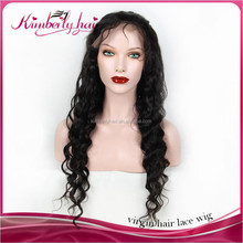 8''-32'' long brazilian afro kinky human hair wigs for black men