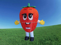 inflatable Strawberry/inflatable fruit/Inflatable replicas/Models