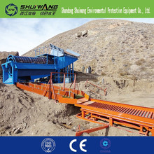 silver mining equipment 260-350 tons/hour export to africa