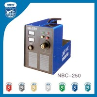 Inverter CO2 gas shielded AC ARC effcient portable welding machine