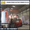 950 degree pit type gas carburizing quenching furnace for sales