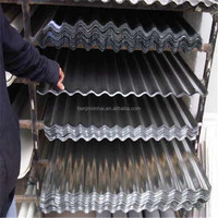 corrugated galvanized metal roofing sheet