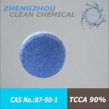 tcca 90% chlorine tablets for swimming pool disinfect