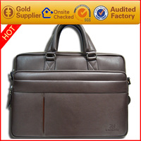 alibaba china wholesale manufacturer Australia style dropship leather office document bag for men
