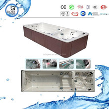 5.85 M BIGEER Factory BG-6607 Most Popular Whirlpool Outdoor Spa Hot Tub Swimming Pool