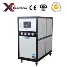 heat exchanger water chiller price for soymilk juice milk salt water cooling