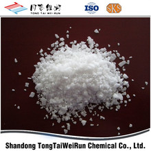 Industrial grade benzoic acid in flake factory supply