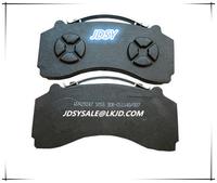 Backing plate for brake pads casting back plate WVA29247 OEM service