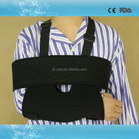 High quality shoulder support immobilizing Arm Sling With Elbow Support