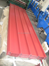 color galvanized corrugated steel sheets plate for roof and wall