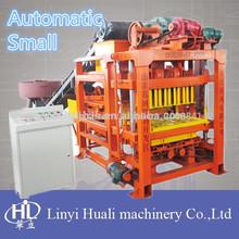 Electricidad método de presión automática y el bloque de arena de la máquina qt4-23