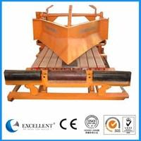 belt conveyor plow
