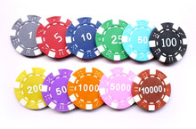 cheap poker chips with logo printing