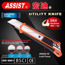 SK4 blade TPR handle printing knife