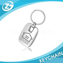 China Factory ECO Promotional eco-friendly Cheap Custom Metal Name Keychain