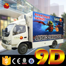 Flexible for difference place amazing mobile cinema