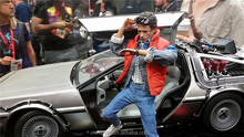 back to the future figures, marty mcfly action figures custom