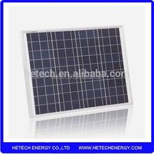 solar wholesale china high effcient solar panel 50w price per watt