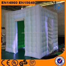 Custom Made Wedding Lighting Inflatable Photo Booth For Sale