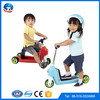 Ali expres china online shopping wholesale baby kids child scooter two in one/kids kick scooter